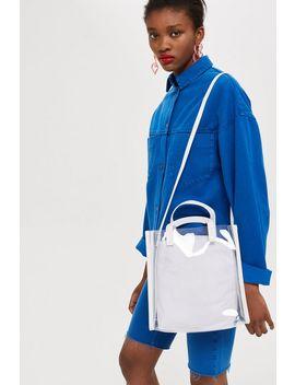 Plexiglas Shoppingtasche by Topshop