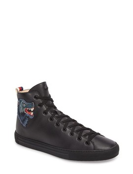 Major Angry Wolf Sneaker by Gucci
