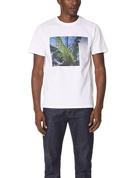 Palm Tree Tee by A.P.C.