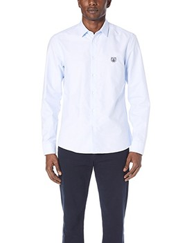 Tiger Crest Urban Slim Fit Shirt by Kenzo