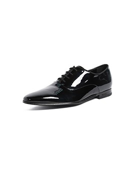 Fleming Patent Lace Up Oxfords by Paul Smith