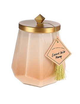 Illume Coconut Mango Laurel Glass Candle by Illume