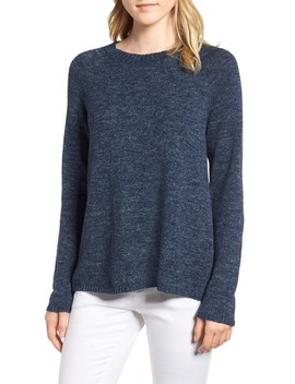 Organic Cotton Sweater by Eileen Fisher