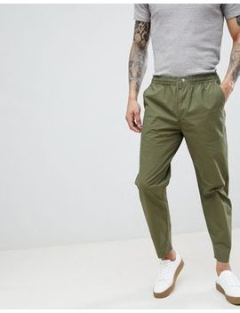 Selected Homme+   Pantaloni Stretti In Fondo by Asos