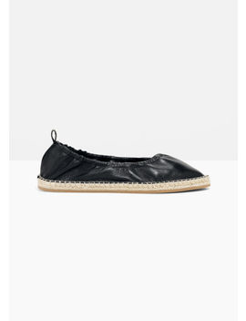 Espadrille Ballet Flats by & Other Stories