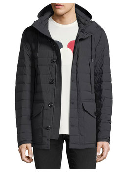 Cigales Hooded Jacket by Moncler
